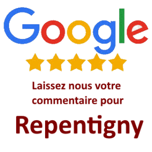 Commentaire google reviews Repentigny