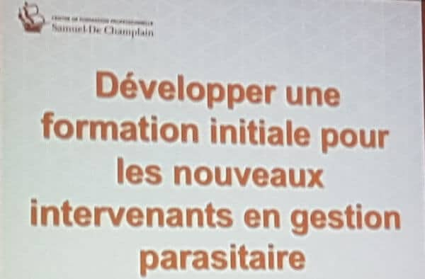 Formation AQGP