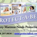 Housse de lit pour se protéger des punaise
