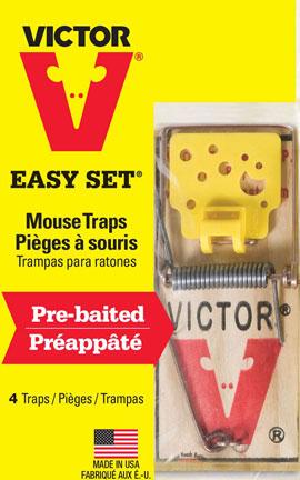 pPege à souris- Vctor